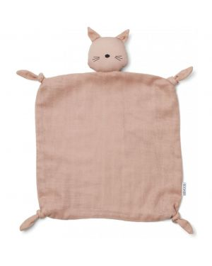 Liewood - Doudou Agnete chat - Rose