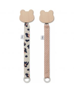 Liewood - Sia pacifier Dot - Set of 2