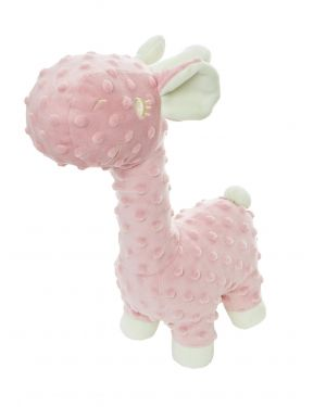Elva Senses - Doudou Haley la Girafe Rose