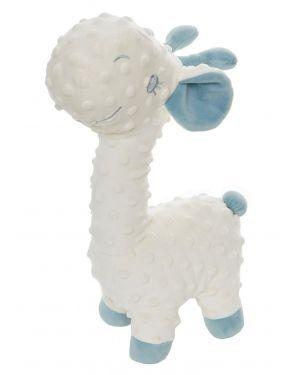 Elva Senses - Doudou Henley la Girafe - Blanc & Bleue