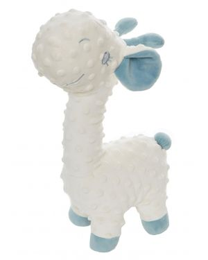 Elva Senses - Teddy Henley The Giraffe - White & Blue