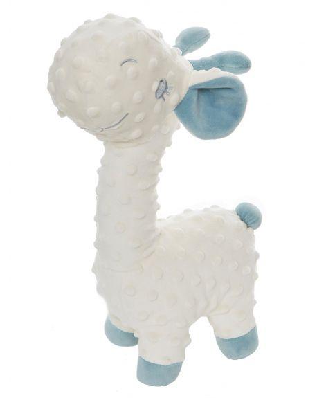 Elva Senses - Teddy Henley The Giraffe - White & Blue