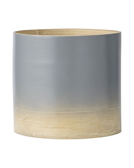 BLOOMINGVILLE - Pot décoratif en Bamboo