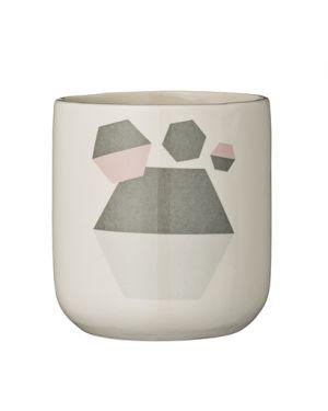 BLOOMINGVILLE - Flowerpot Ceramic