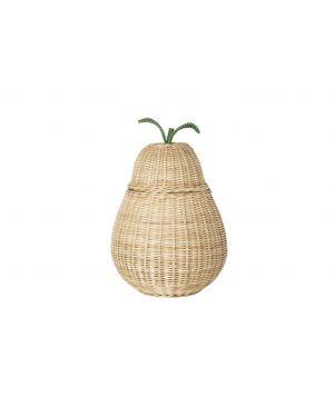 FERM LIVING - Pear Braided Storage - 2 sizes