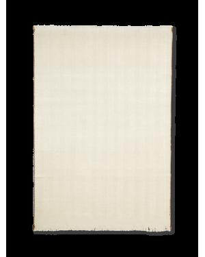 FERM LIVING - Herringbone Blanket - Off-White