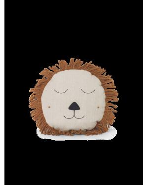 Ferm LIVING - Safari Cushion - Lion