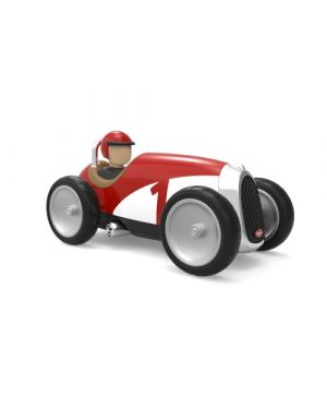 BAGHERA - Racing Car Rouge