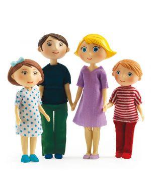 DJECO - FIGURINES - Family Gaspard & Romy