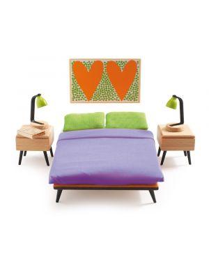 DJECO - FURNITURE - Parents bedroom