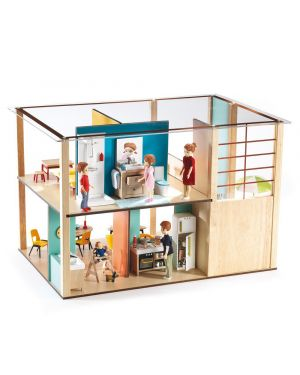 DJECO - DOLL HOUSE - Cubic