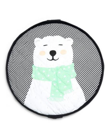 Storage Bag - Polar bear - Play and Go