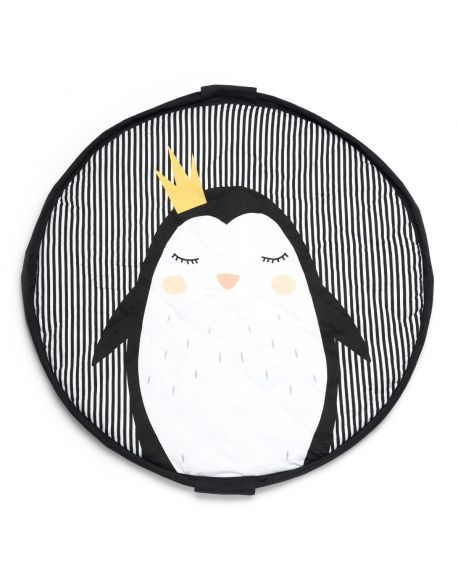 PLAY & GO - Sac de Rangement - Pingouin