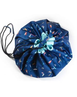 PLAY & GO - Sac de Rangement - Outdoor - beach surf - tapis