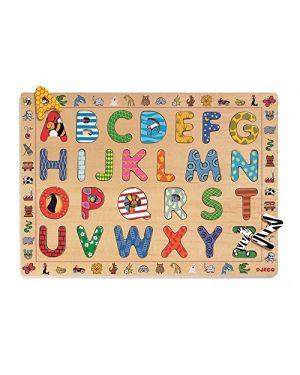 DJECO - Puzzle éducatif - ABC