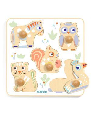DJECO - BABY BLANC - BabyPuzzi