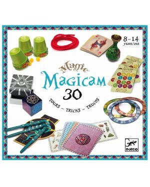 DJECO - MAGIE SET - Magicam - fromr 8 to 14 year