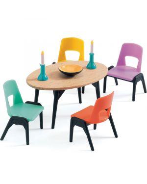 DJECO - MOBILIER - La salle à manger
