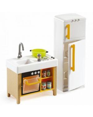 DJECO - MOBILIER - La cuisine compacte