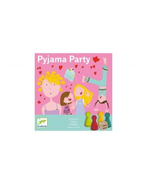 DJECO - GAME - Pyjama party - Age: from 7 years old
