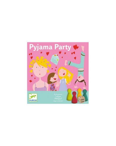 DJECO - JEU - Pyjama party