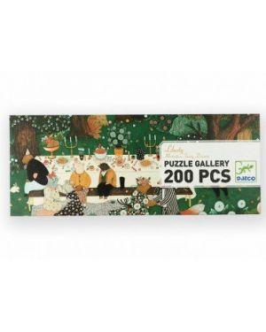 DJECO - PUZZLE GALLERY - Liberty - 200 pcs