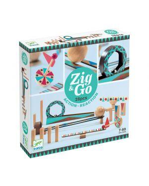 DJECO - ZIG & GO - Zig & Go - 28 pcs
