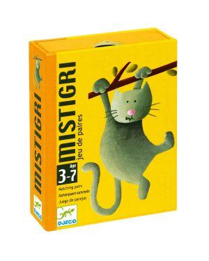 DJECO - CARD GAME - Mistigri