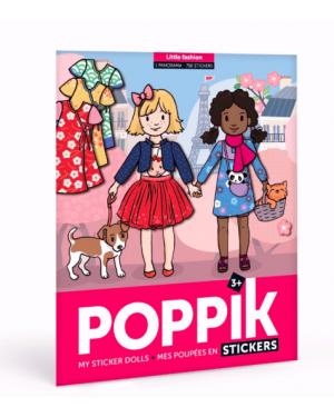 Poppik - Giant Mosaic Girl Fashion