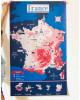 Poppik - Giant Poster maps of France