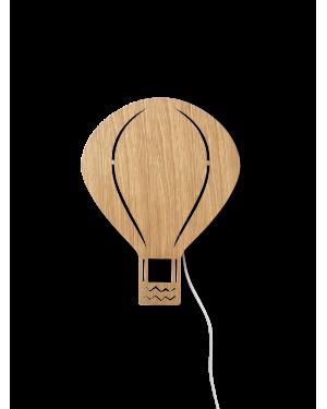 FERM LIVING - Lampe Montgolfière - Chêne