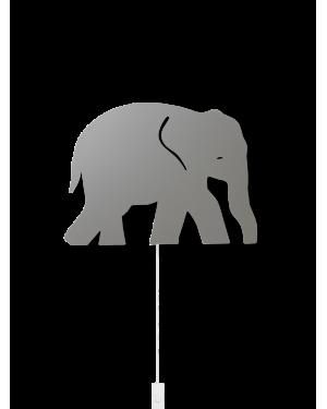 Ferm LIVING - Elephant Lamp - Warm Grey