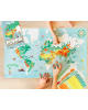 Poppik - Giant Poster World Map