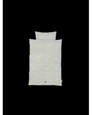 Ferm LIVING - Mint Dot Bedding