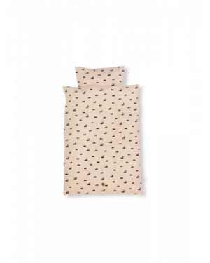 Ferm LIVING - Rose Rabbit Bedding