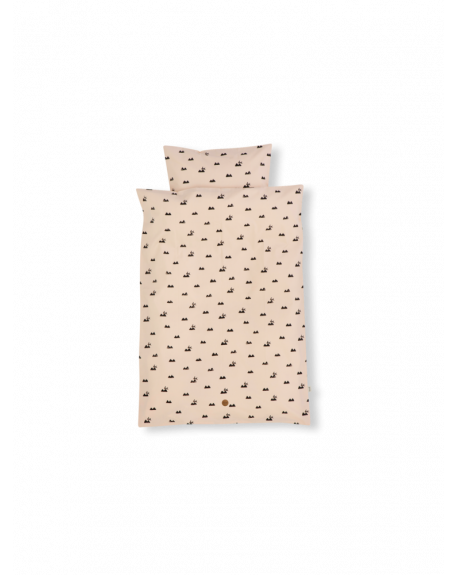 Ferm LIVING - Mint Dot Bedding