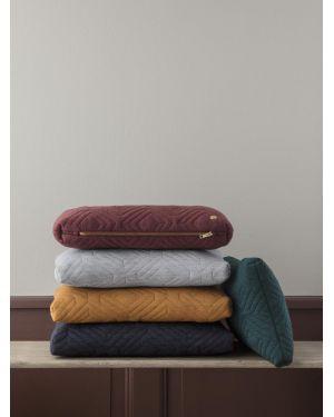 Ferm LIVING - Quilt Cushion - Rust Green