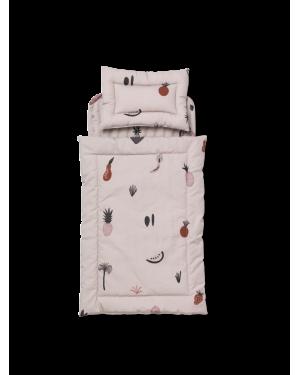 Ferm LIVING - Fruiticana Doll Quilt Bedding