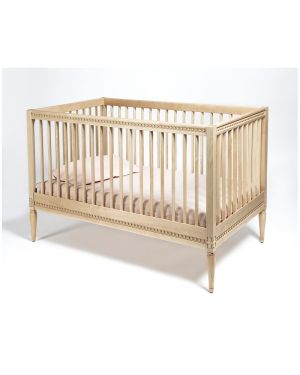 Gustavienne - Crib with mattress - 3 colors available