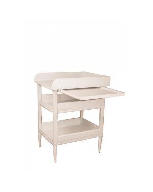 Gustavienne - Table à langer - Bouleau