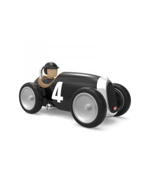 BAGHERA - Racing Car Black