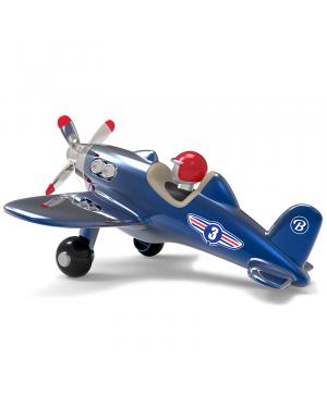BAGHERA - Jet Plane Bleu