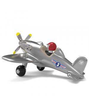 BAGHERA - Jet Plane Silver