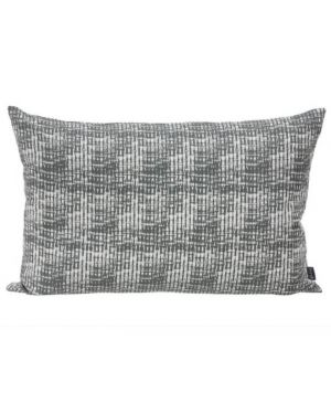 Ferm LIVING - Static Cushion - White and Black