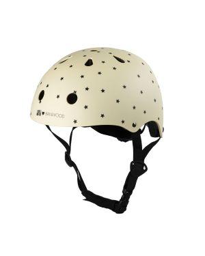 Banwood - Casque de Vélo Bonton X Banwood - Crème
