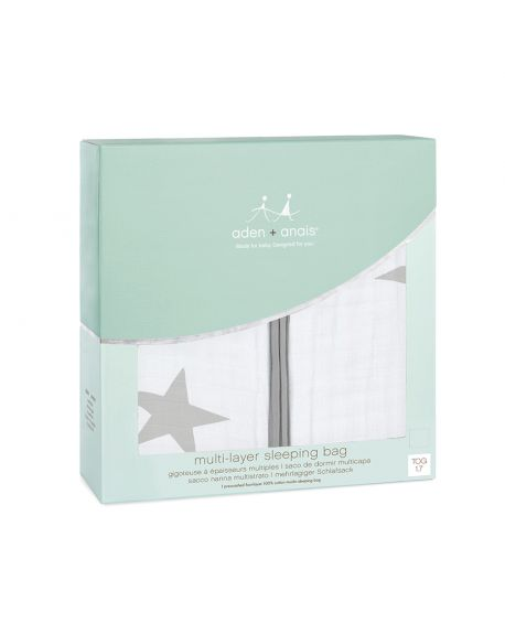 ADEN & ANAIS - Multi-layer Sleeping Bag - Twinkle