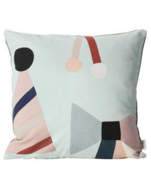 Ferm LIVING - Party Cushion - Mint