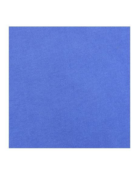 JACK N'A QU'UN OEIL - ZIA Fitted Sheet - 90x200 cm - Blue velvet