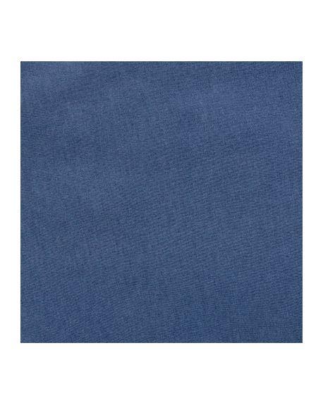JACK N'A QU'UN OEIL - ZIA Fitted Sheet - 90x200 cm - Blue night