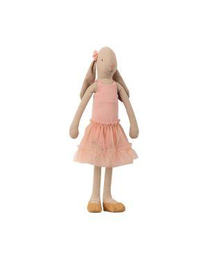 MAILEG - Bunny Ballerina - Mega - Pink